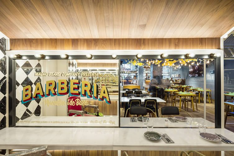 Lionel Messi Restaurant Barcelona