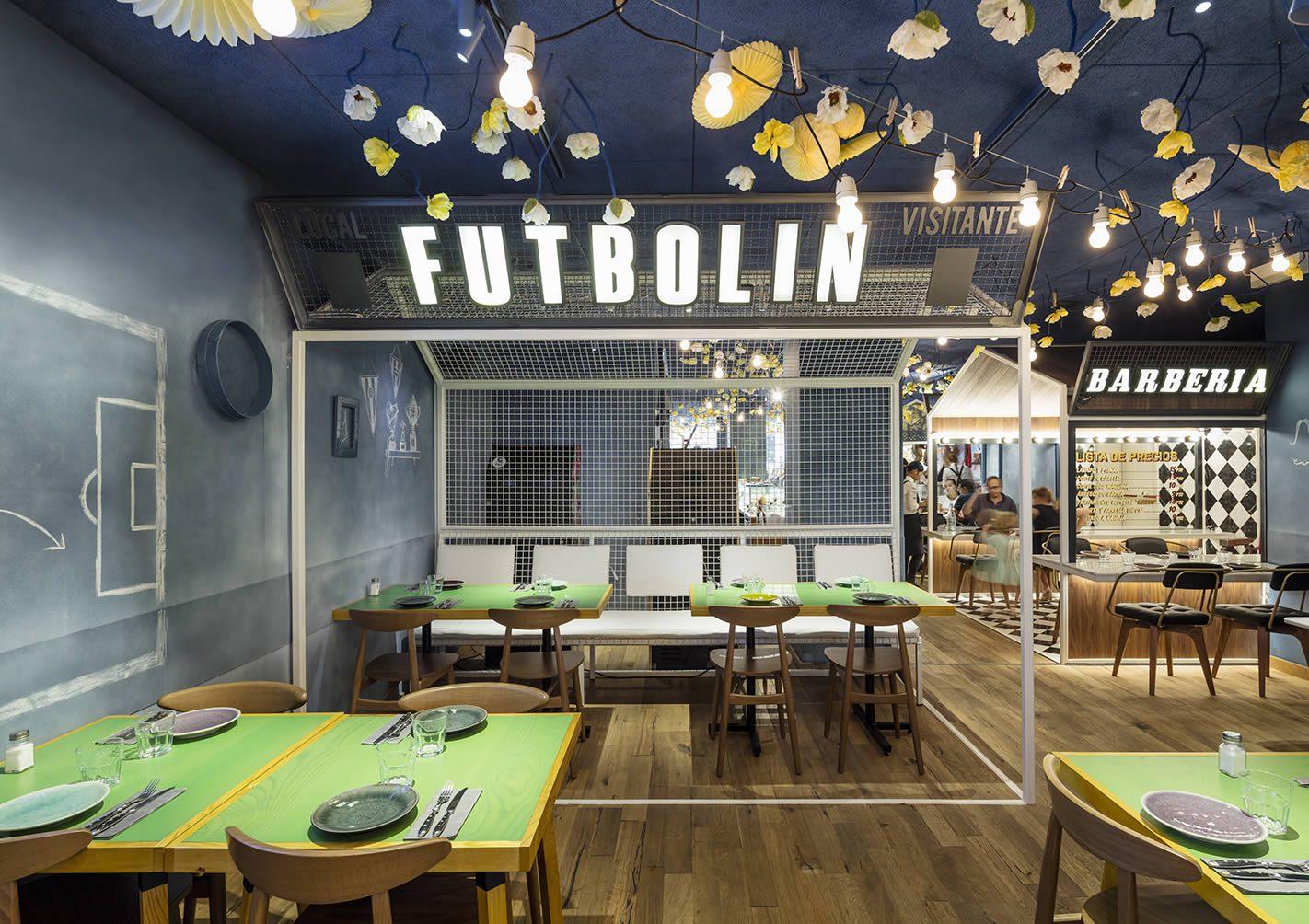 Bellavista Del Jardin Del Norte Barcelona Messi Restaurant