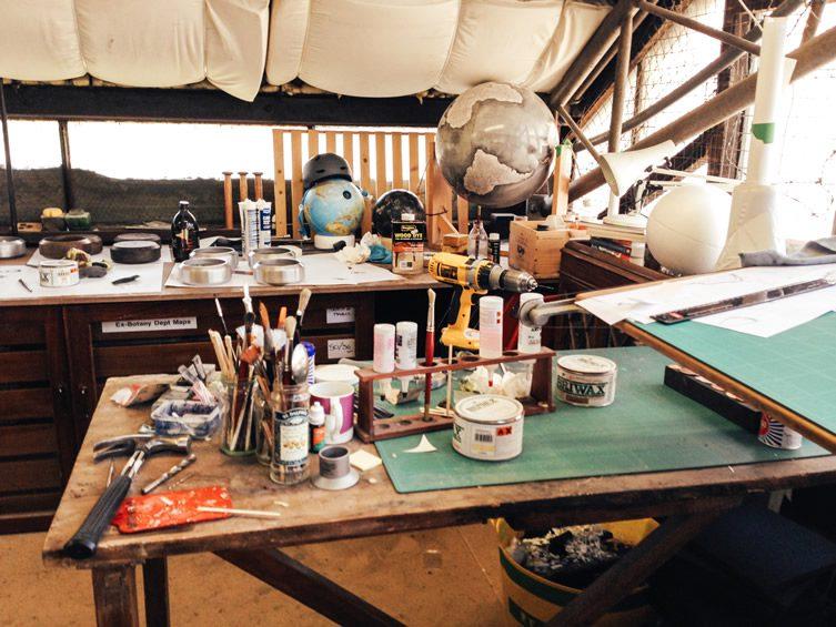 Bellerby & Co. Globemakers London, Studio Visit