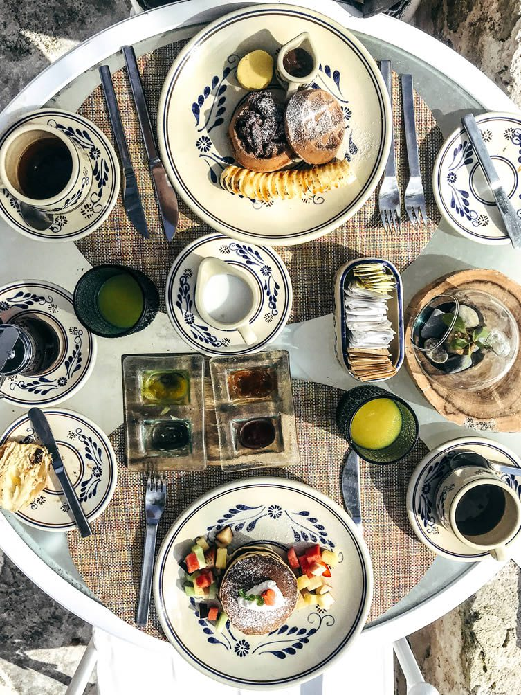 El Restaurante serves up a serious breakfast