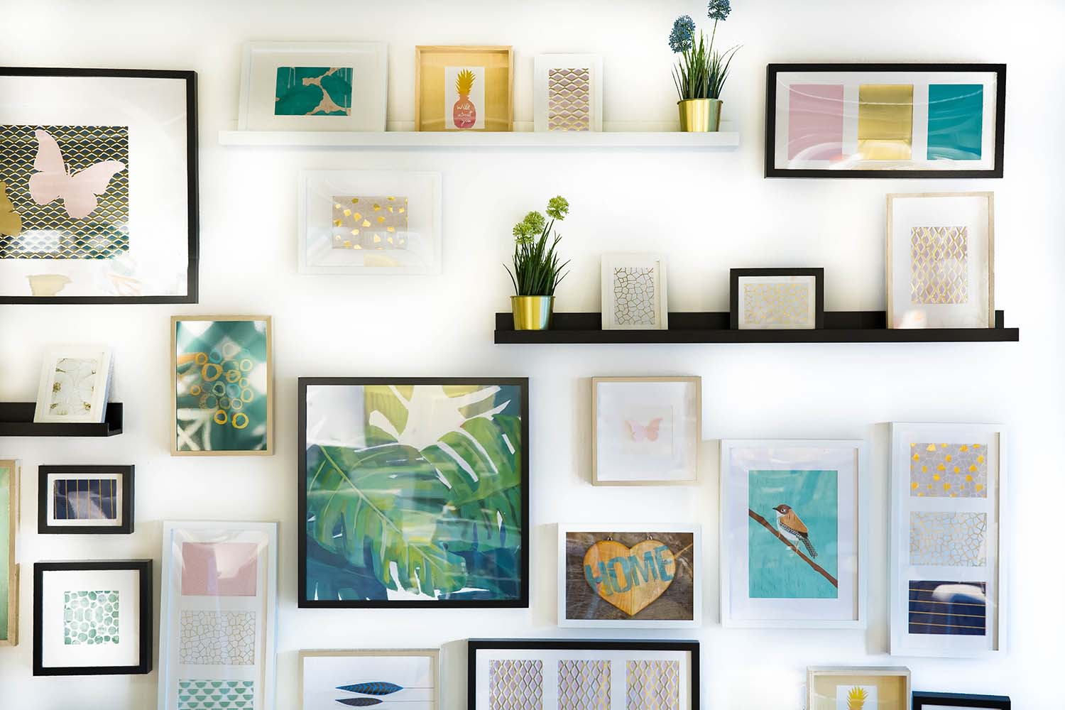 5 Incredible Benefits of Artwork in Your Home