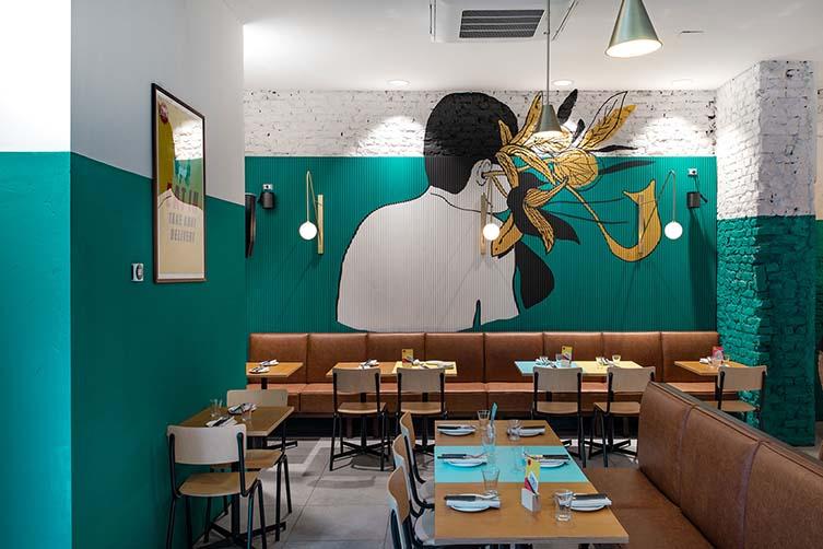Berberè Centrale Milan, Pizza Restaurant by Matteo and Salvatore Aloe Designed by Rizoma Architetture