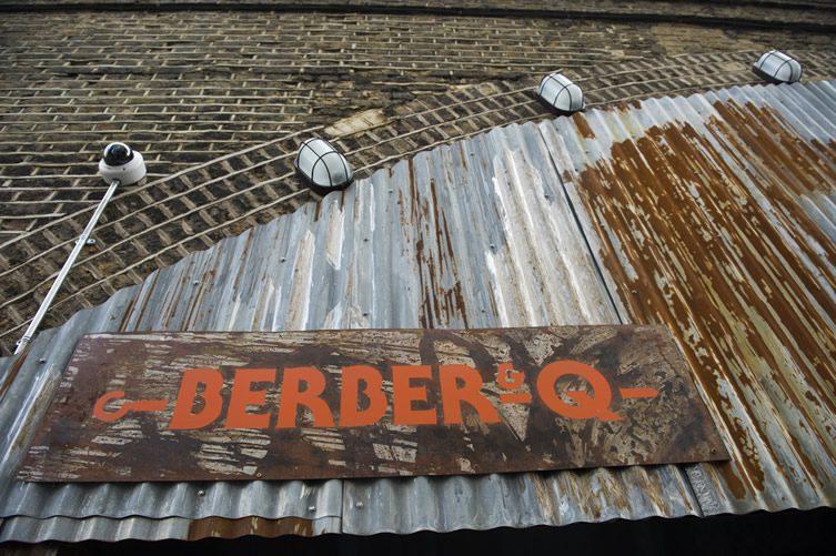 Berber & Q Haggerston, London