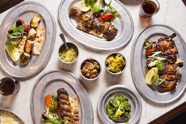 Berenjak London, Persian Restaurant in Soho