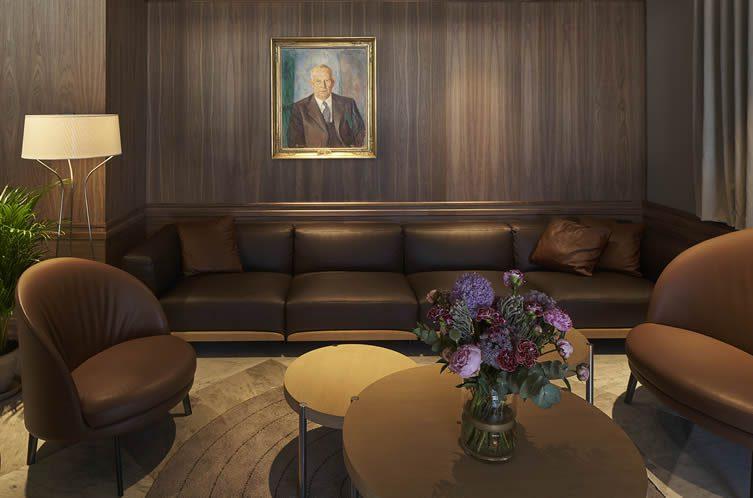 Bergen Børs Design Hotel, De Bergenske Norway by Claesson Koivisto Rune