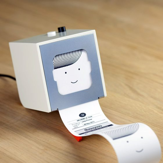 BERG Cloud's Little Printer