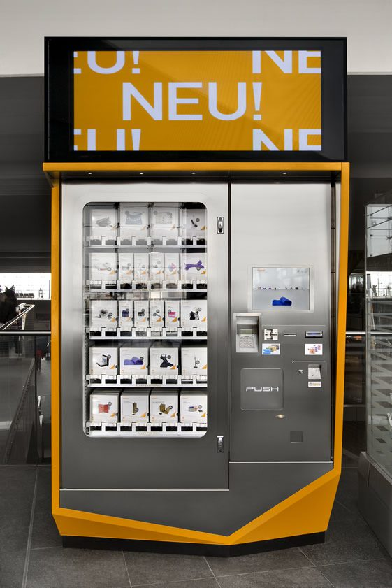 vending machine projects