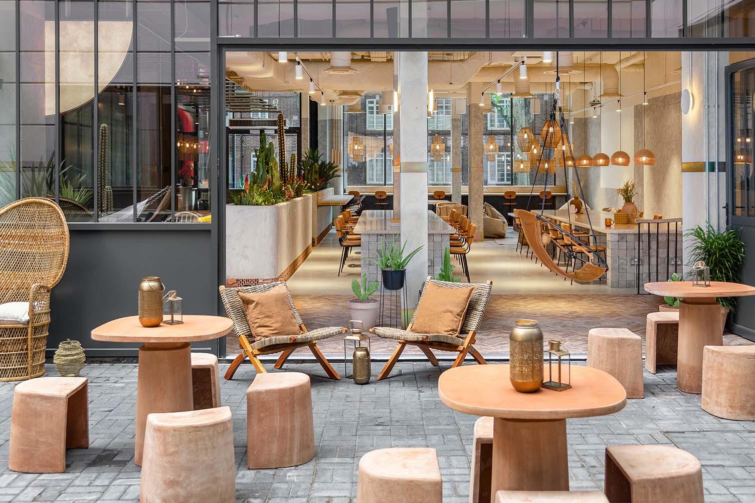 Bermonds Locke London, Tower Bridge Bermondsey Design Hotel by Holloway Li