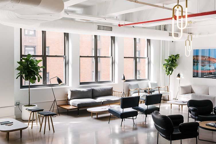 Best Cowork Space Design: Blender Workspace, New York