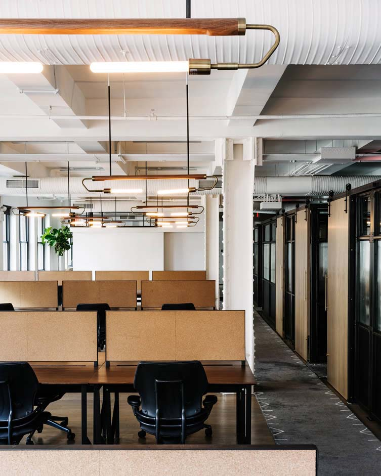 Blender Workspace, New York