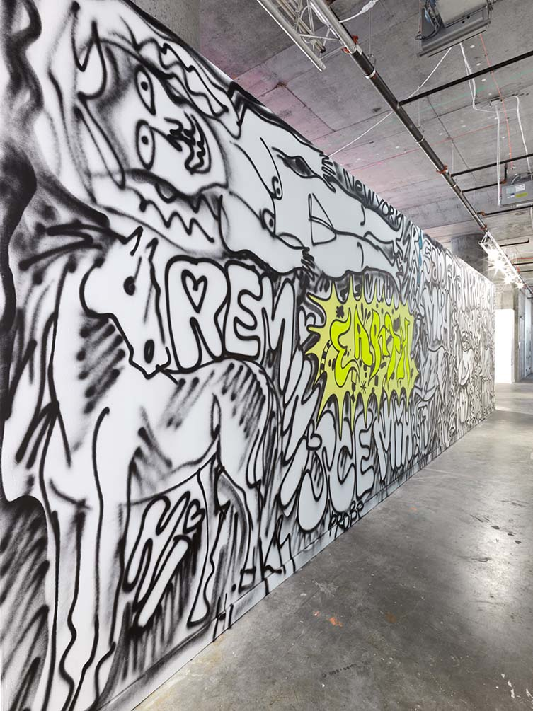 Street Art and Graffiti Exhibition in Brooklyn