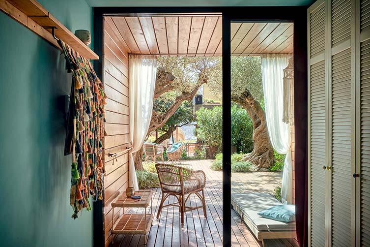 Bikini Island rooms