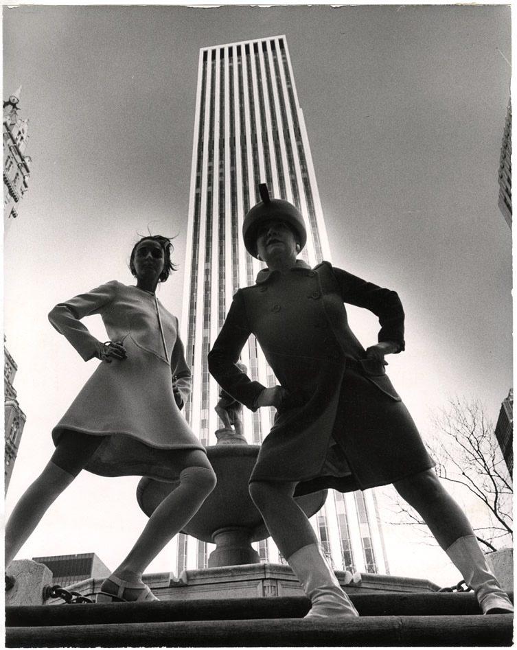 Bill Cunningham — Façades, New-York Historical Society