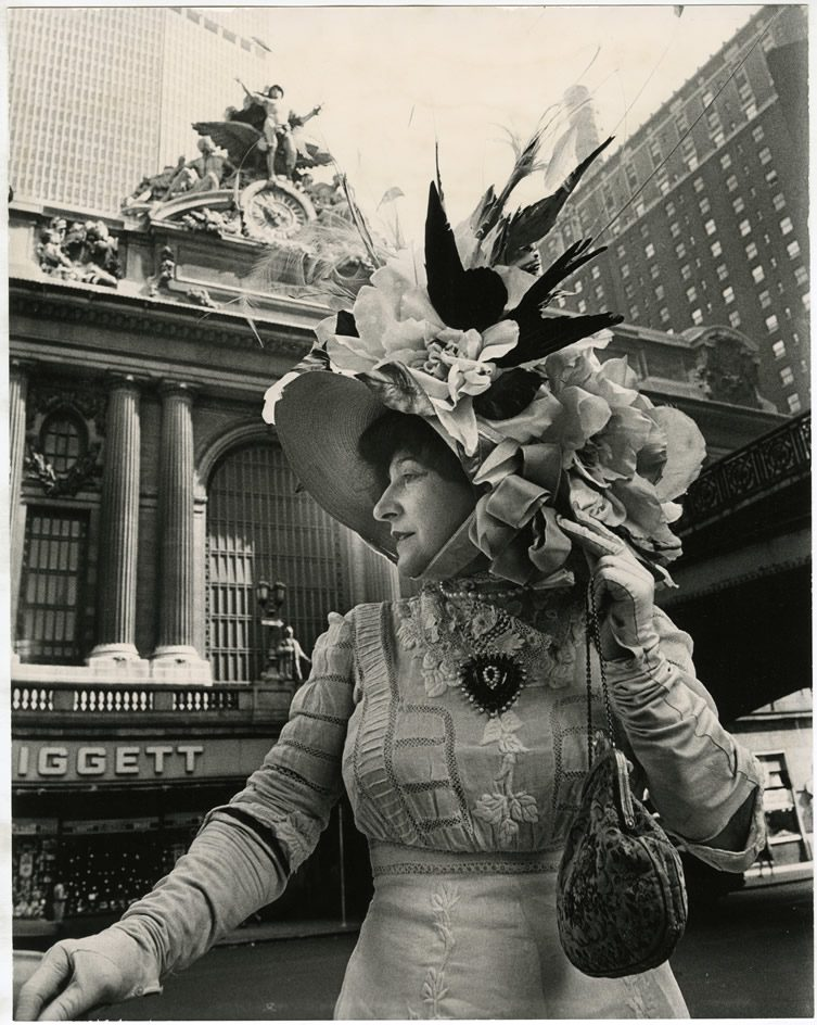 Bill Cunningham — Façades, New-York Historical Society