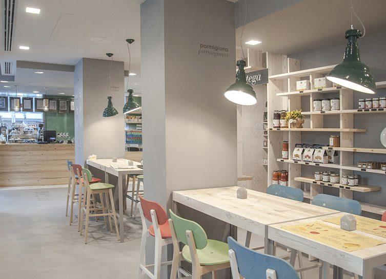 Bio.it Restaurant — Milan