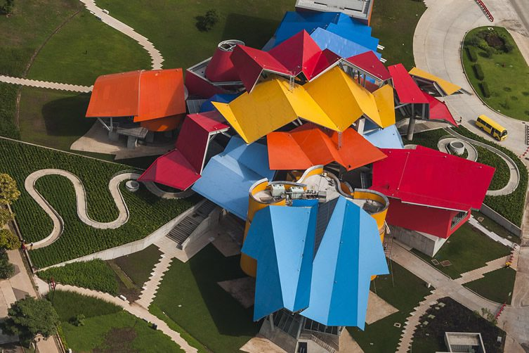 Biomuseo by Frank Gehry