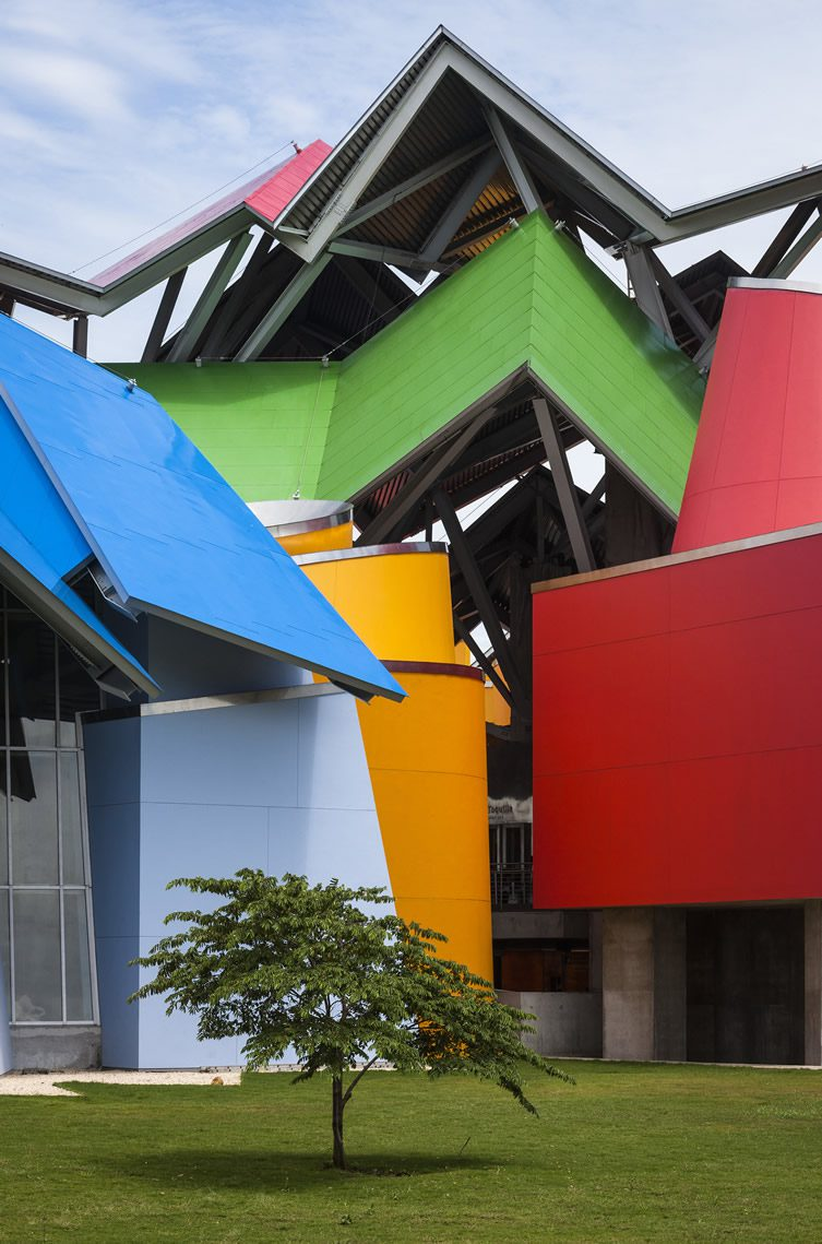 Biomuseo by Frank Gehry, Panama