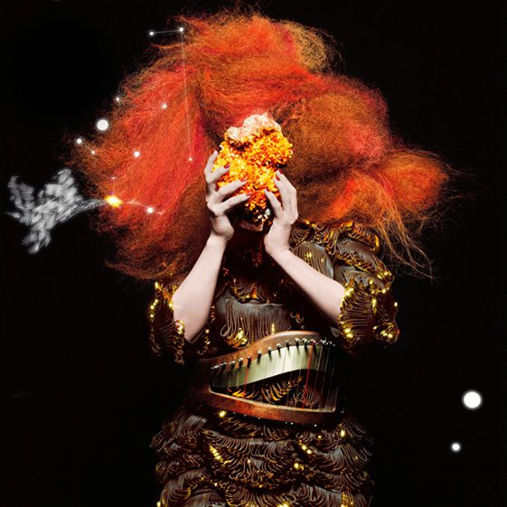 Björk; Crystalline Video, by Michel Gondry