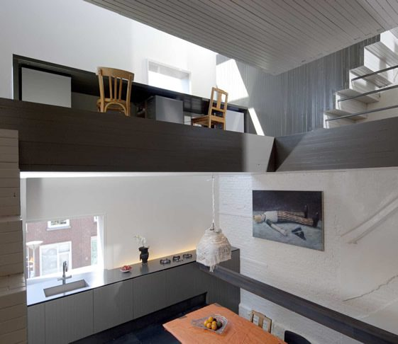 Black Pearl House and Workshop, Rotterdam
