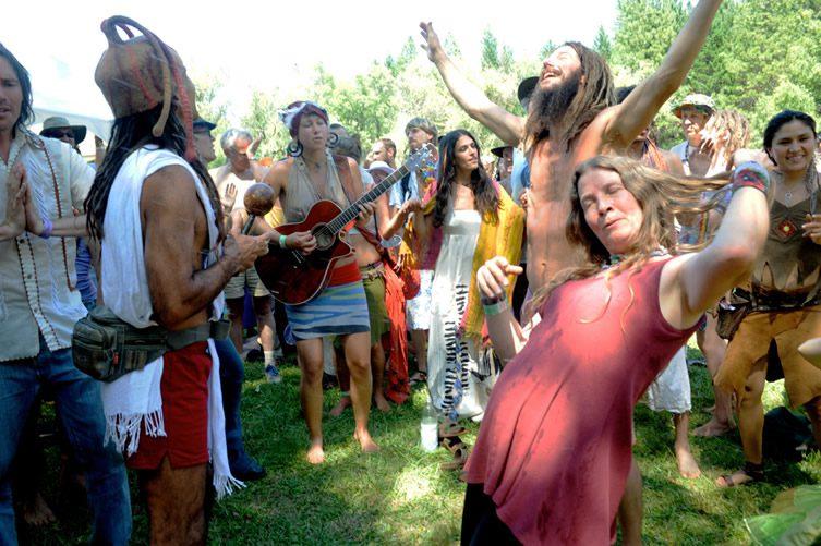 Steve Schapiro, Bliss: Transformational Festivals & the Neo Hippie