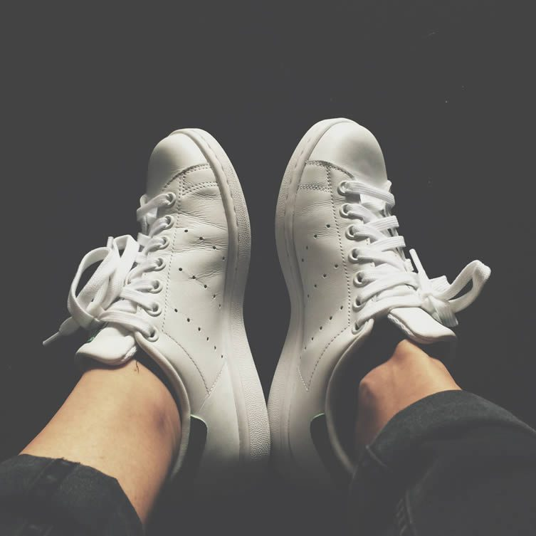 Adidas Stan Smiths from TOPSHOP