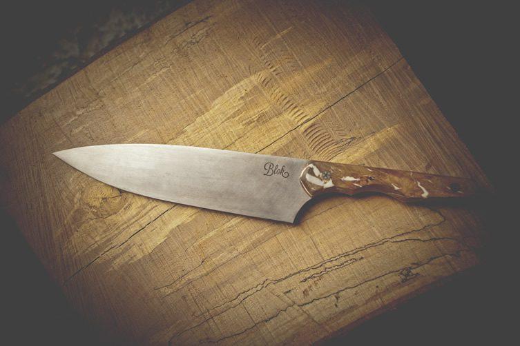 Blok Knives, Ben Edmonds