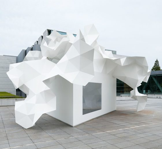Bloomberg Pavilion, Museum of Contemporary Art, Tokyo