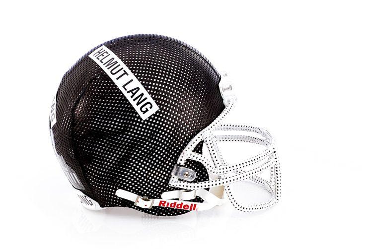 Bloomingdale's Super Bowl XLVIII Fashion Helmets