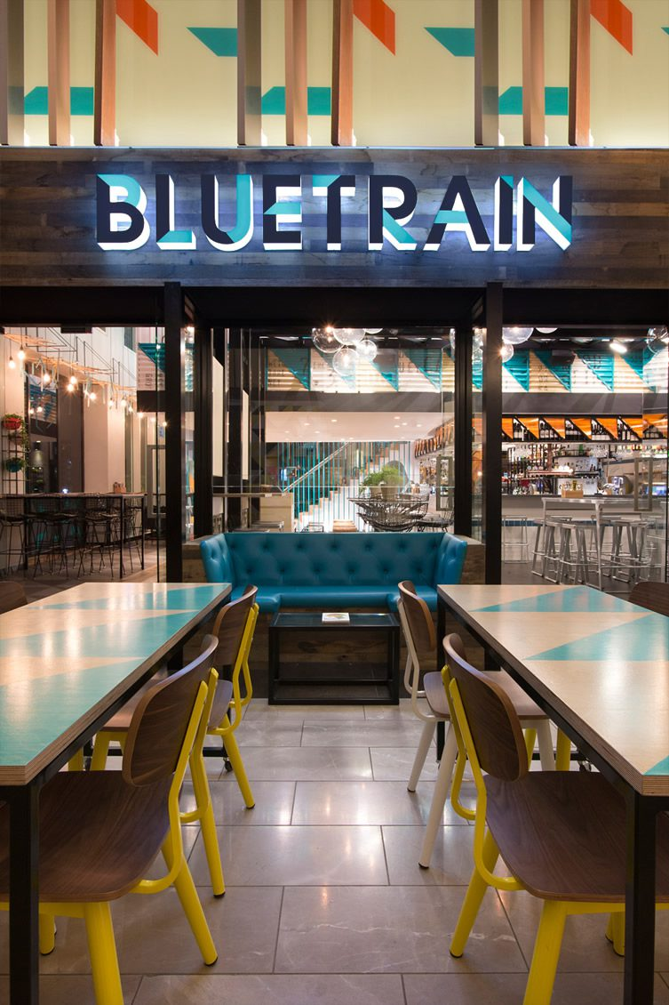 Bluetrain — Melbourne