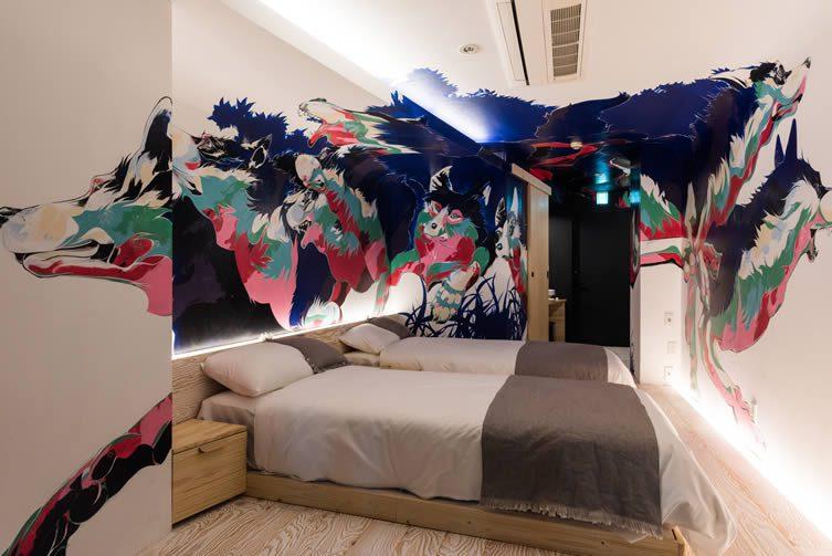 Koenji Art Hotel Tokyo