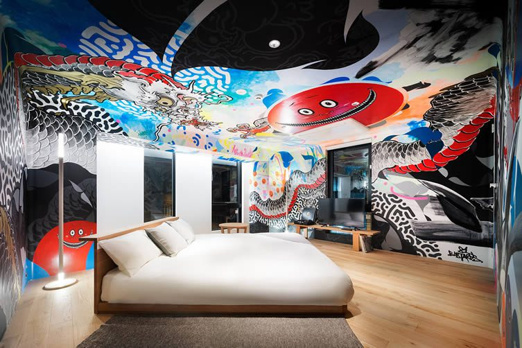BnA STUDIO Akihabara, Tokyo Art Hotel