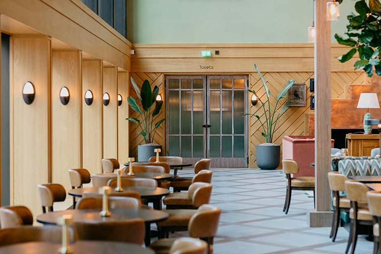 Hotel BOAT&CO Amsterdam