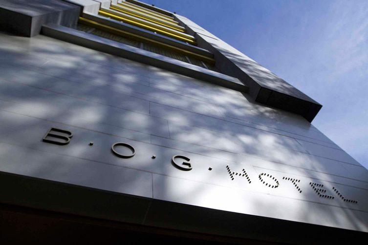 B.O.G. Hotel, Bogotá, Colombia