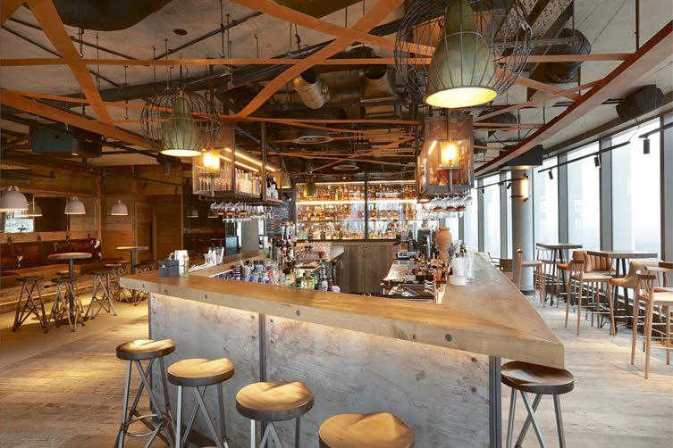 Bōkan Novotel Canary Wharf London, Bokan, Aurélie Altemaire