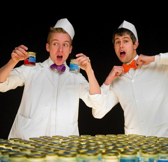Bompas & Parr's Artisanal Chewing Gum Factory