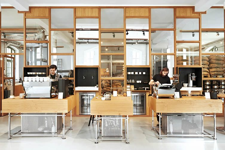 Bonanza Coffee Roasters, Kreuzberg