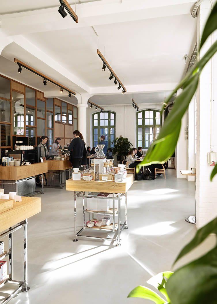 Bonanza Coffee Kreuzberg