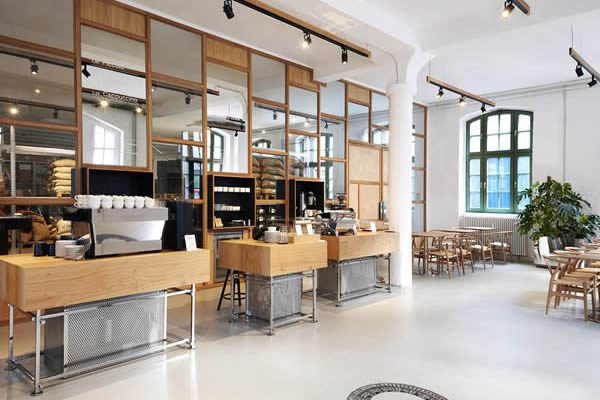 Bonanza Coffee Roasters Kreuzberg Berlin