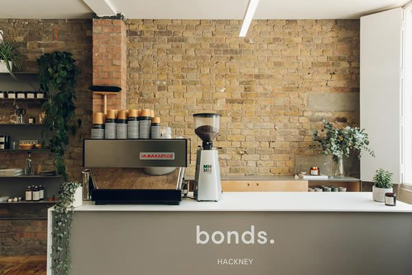 bonds.Hackney, Earl of East and Kana London Showroom Store and Studio