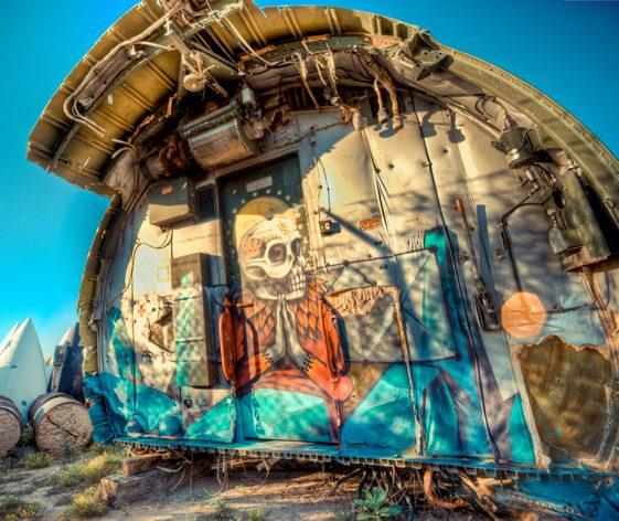 The Boneyard Project: Return Trip