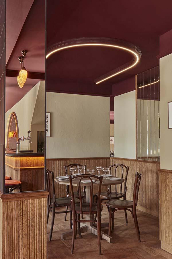Vondelpark Bar Designed by Studio Modijefsky