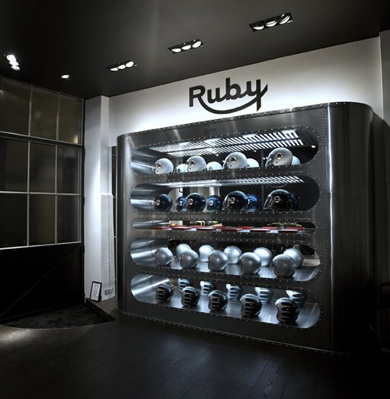 Les Ateliers Ruby, Paris Boutique