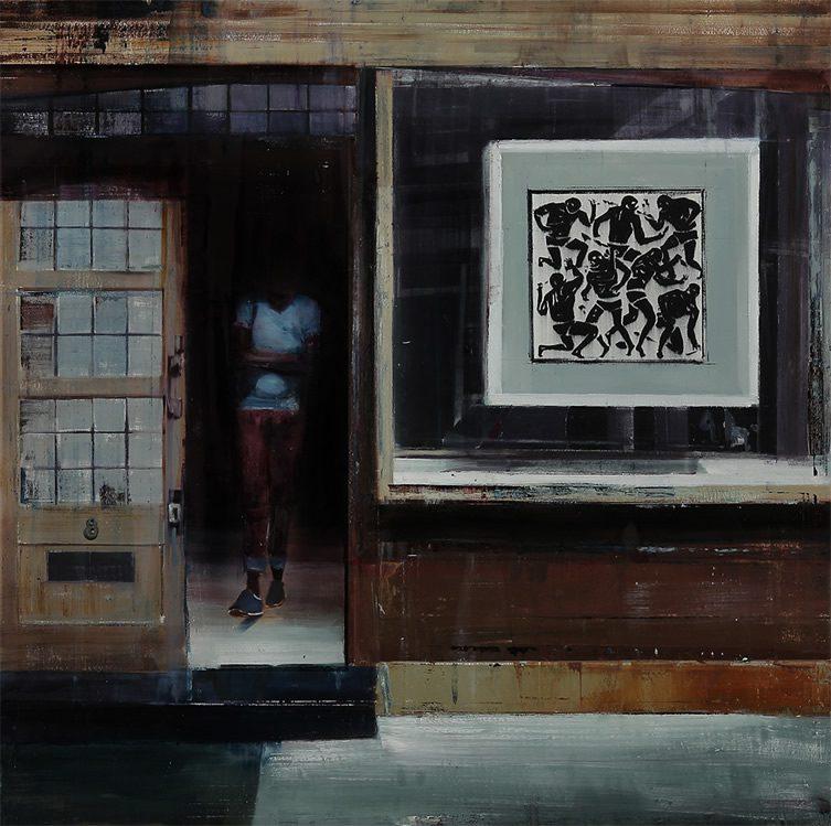 Brett Amory — Twenty-Four in London