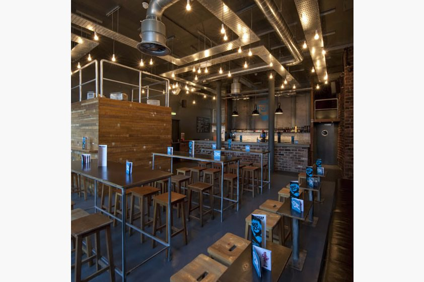 BrewDog's Craft Beer Bars