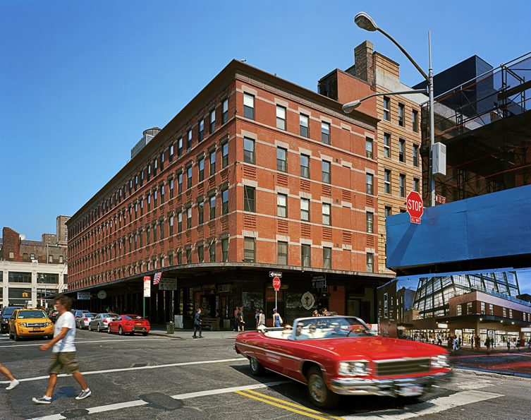 Brian Rose — Metamorphosis: Meatpacking District 1985 + 2013
