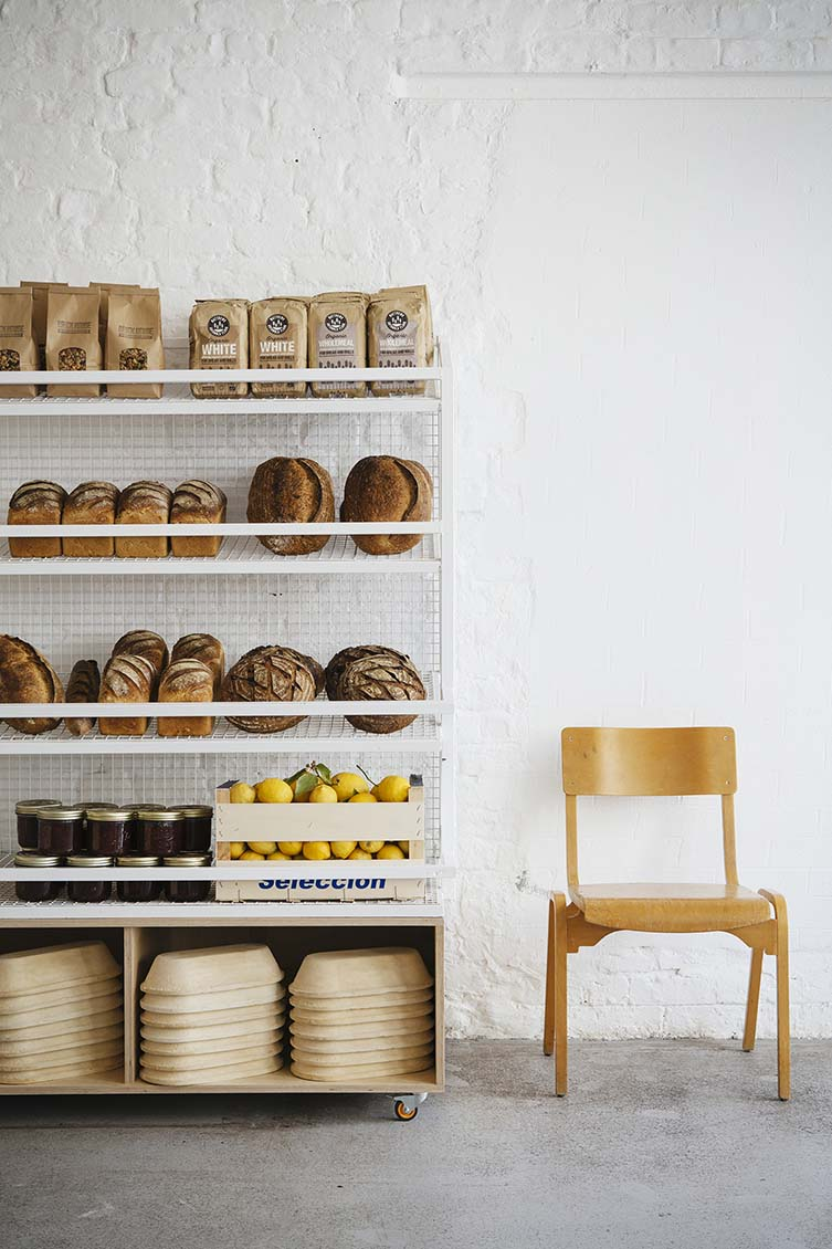 Brick House Bakery Peckham Rye