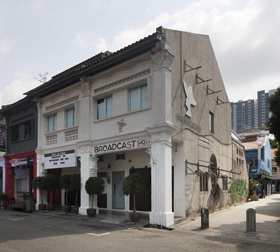 Broadcast HQ, Singapore