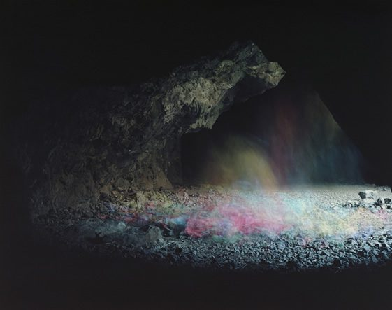 The Bronson Caves by Brice Bischoff