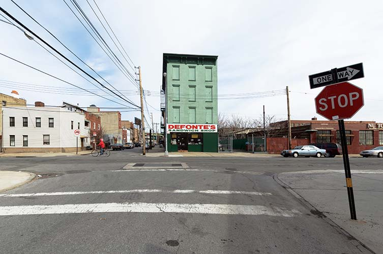 Guillaume Gaudet Defonte's, 2011: Brooklyn Photographs Now