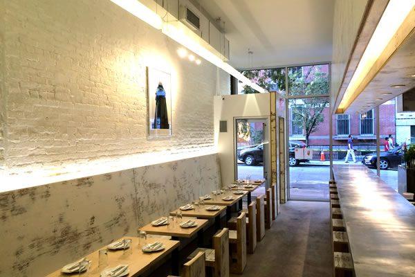 Bruno Pizza, East Village, New York
